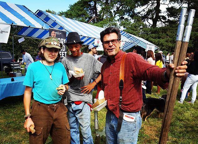 Tree Toons Crew. _merferdandthetreetoons
