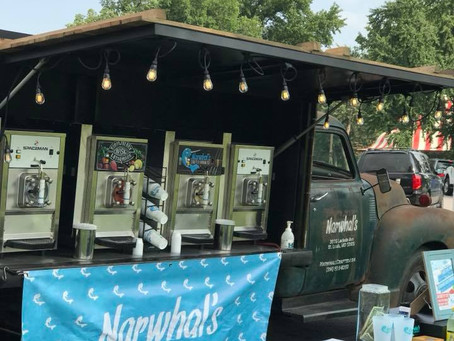 Narwahl's Brings Frozé to Rosé Day