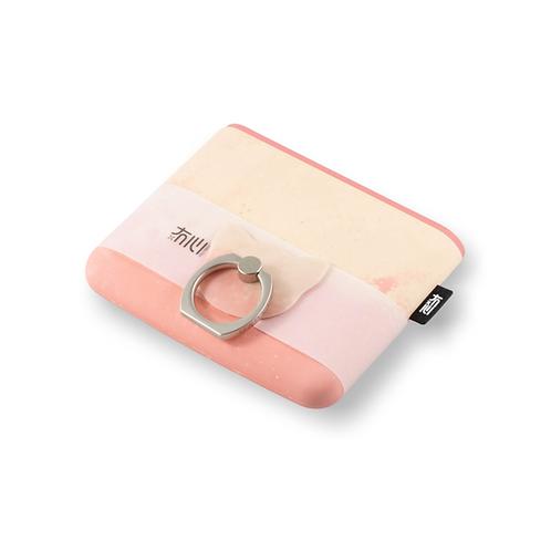 Unique Square Power Bank Warm Pink