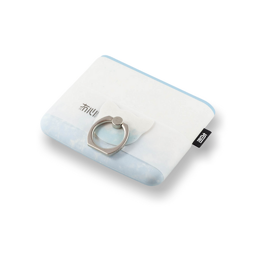 Unique Square Power Bank Blue Summer Breeze