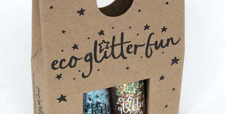 frozen & christmas blend of Bioglitter® Sparkle Christmas mini box