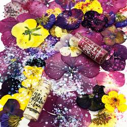 Flowers & BioGlitter sets from Eco Glitter Fun