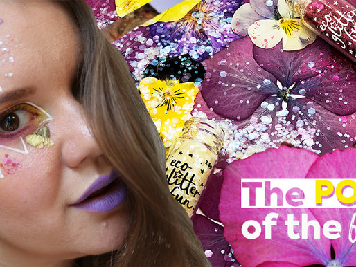 Blossom & sparkle with our face floral sets
