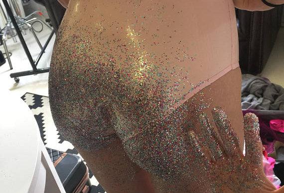 Bespoke blend of biodegradable glitter 250g