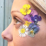 floral-yellow-flower-face-body-accessori