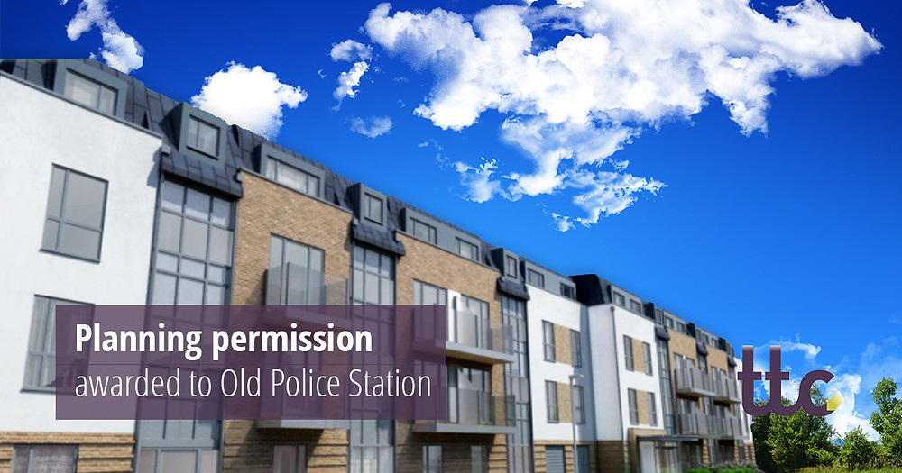 Planning permission awarded to Old Police Station