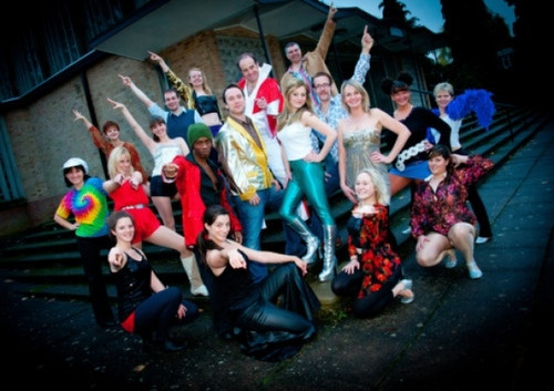 boogie nights by spa theatre company, leamington spa