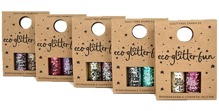Eco Glitter Fun mini box multipack