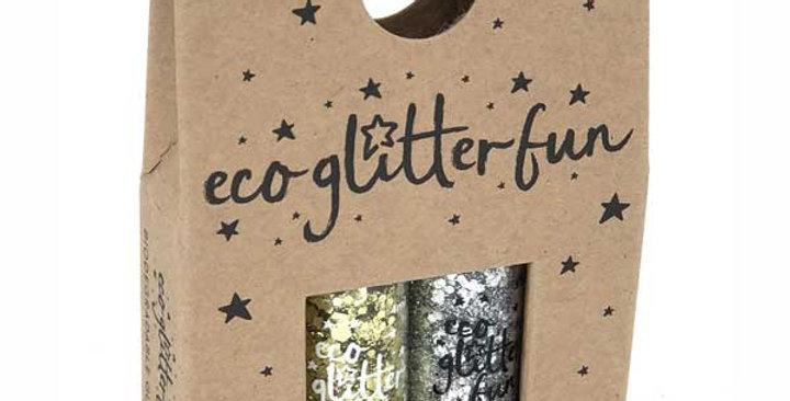 gold & silver uber disco blend of Bioglitter® Sparkle Christmas