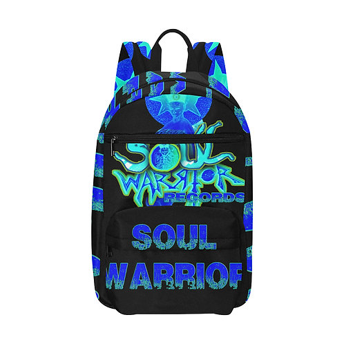 Soul Warrior Records Book Bag