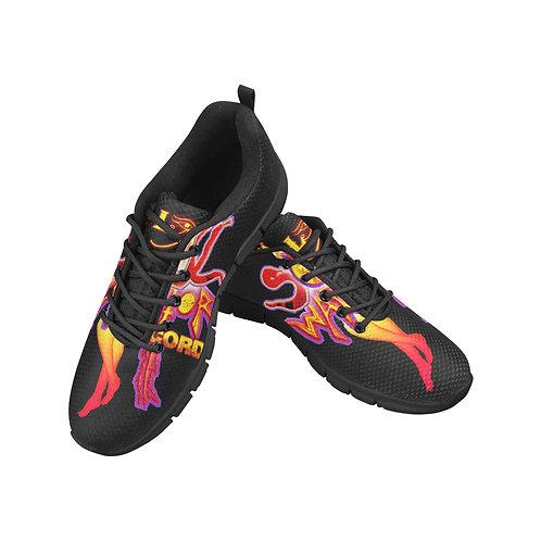 Soul Warrior Records Men Sneakers