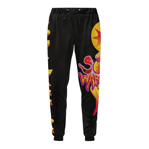 Soul Warrior Records Men Jogger Pants