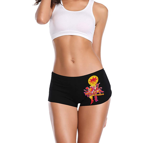 Soul Warrior Records Women Booty Shorts