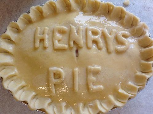 Celebration Pie