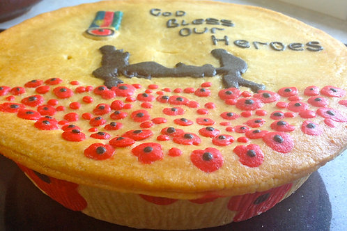 Bespoke Decorated Pies