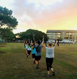 HIIT Group Fitness Training