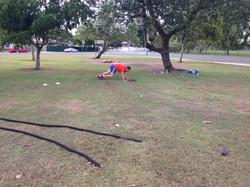 Saturday Kick Start Free Fitness