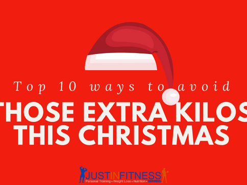 Top 10 ways to avoid putting on extra Kilos this Christmas