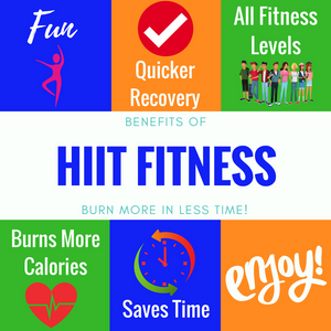 Benefits of HIIT FItness