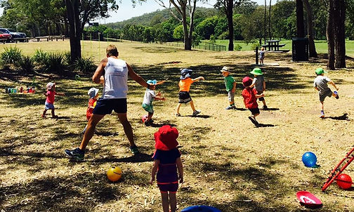 Kids Fitness Clases Carindale