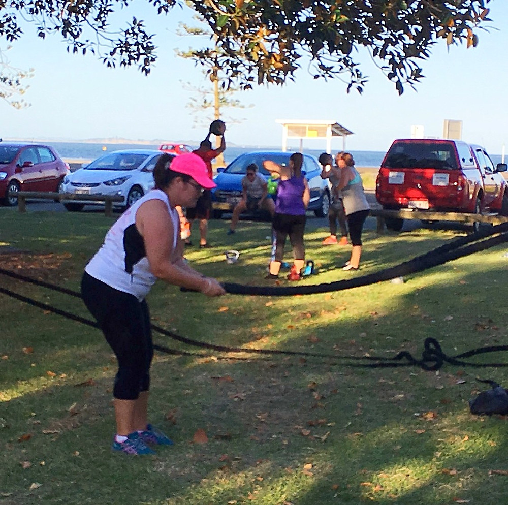 HIIT Group Fitness
