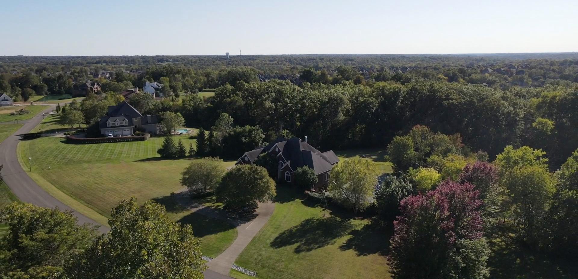 louisville aerial video