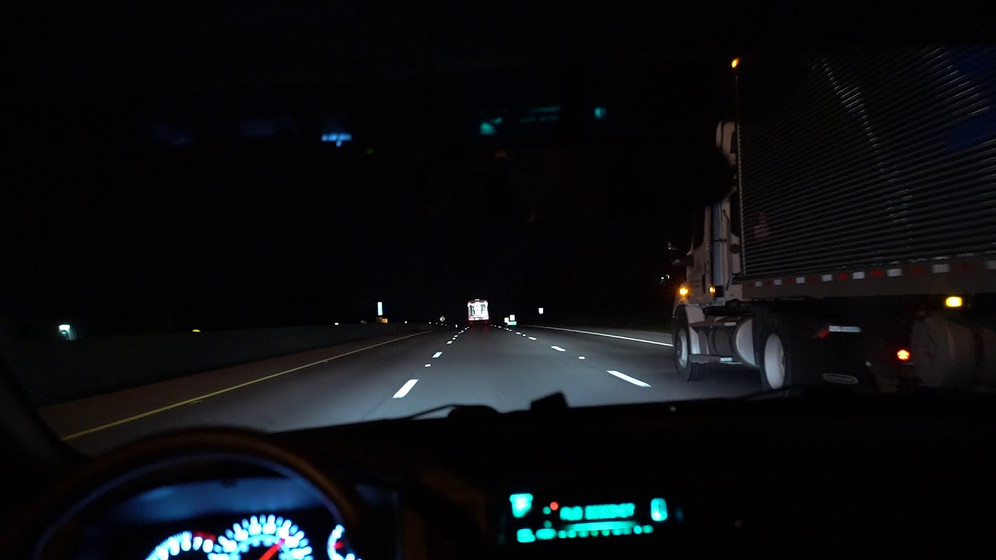 Visibility Study on Interstate