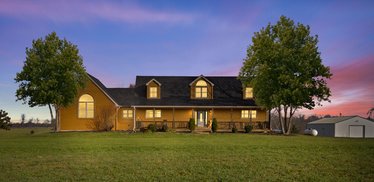 Virtual Twilight Real Estate Photography