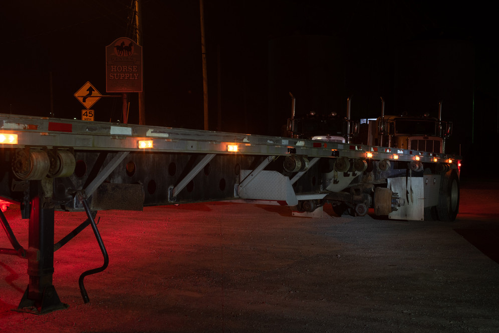 Semi Trailer Reflectors and Lights