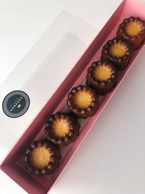 Box of 6 canelés