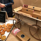 Do you like our vintage style bakery car