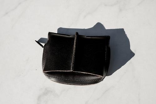 horizontal zip wallet