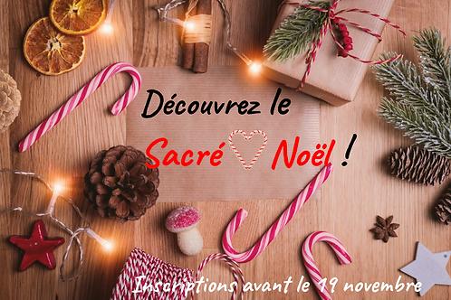 Kit atelier Sacré ♡ Noël