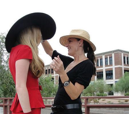 jennifer O'Bannon Phoenix Arizona fashion wardrobe stylist editorial commercial.