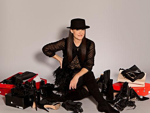 Jennifer O'Bannon phoenix Arizona Fashion wardrobe stylist editorial commercial tv film video
