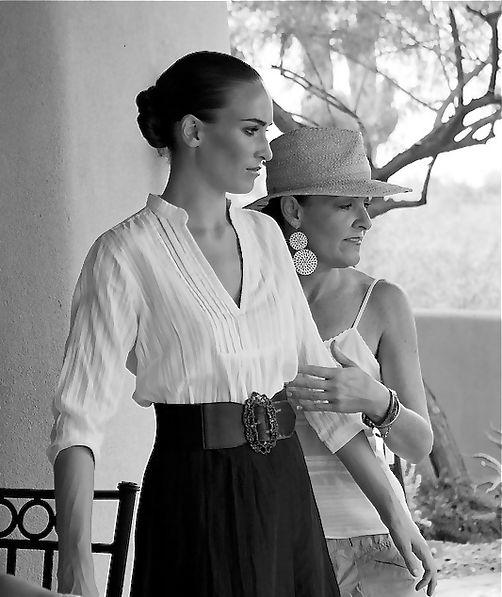 Jennifer O'Bannon fashion wardrobe stylist editorial commercial tv film video
