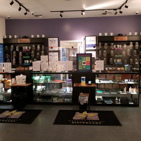 Hillsboro Western Oregon Dispensary is open!