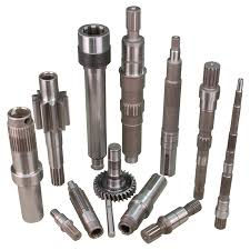 QRS offers machined shafts to meet your custom requirements.