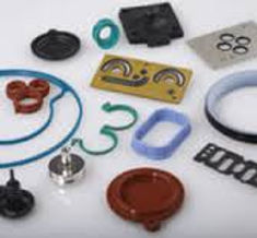 QRS offers a wide range and variety of custom sealing products including custom molded products, rubber-bonded-to-metal, metal components and other plastics.