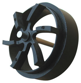 Custom Fan Blade Seal. Bonding rubber to metal is a process that adheres rubber to high temperature resistant materials.