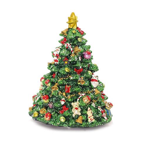 Carillon con Albero di Natale