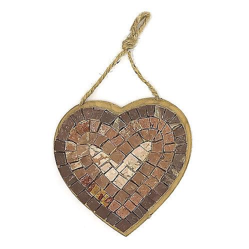 Mosaico di design di marmi policromi