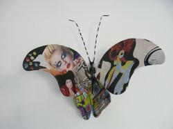 Papillon en papier Camille Jacobs