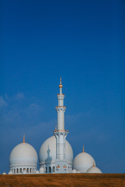 Grand Mosque Tower