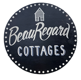 Beauregard Cottages Logo & Signage