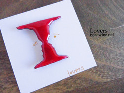 lovers type wine red