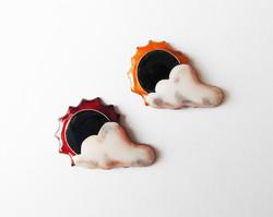 太陽と雲_R