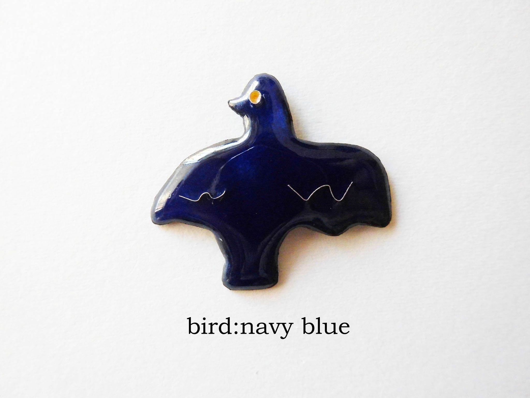 Bird(navy blue)