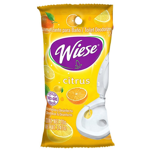 Pastilla WC aroma citrus