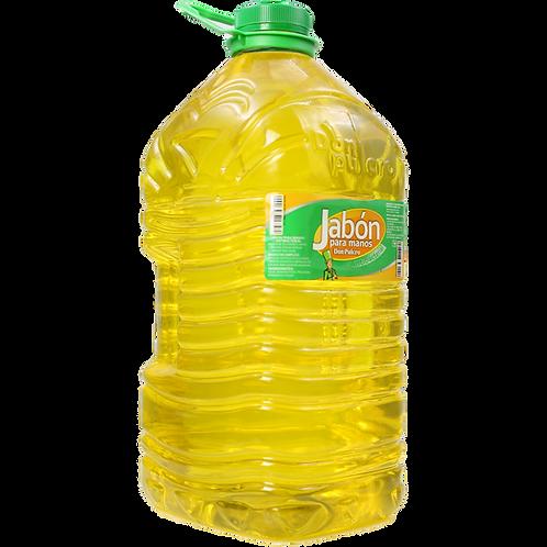 Jabón líquido para manos 5 L.